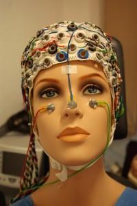 EEG Woman